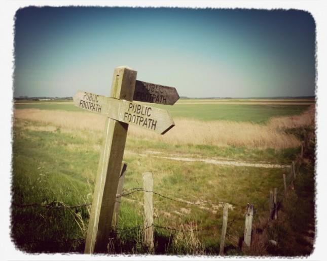 Favourite Walks by Walks And Walking - Suffolk