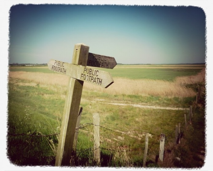 Favourite Walks by Walks And Walking - Suffolk